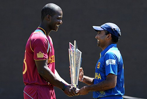 Windies vs. Sri Lanka ICC World Twenty20 Final 2012